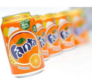 A importância da embalagem nas vendas do produto - fanta